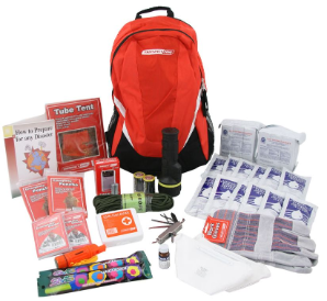 Emergency Zone 72 Hour Kit - 2 Person Deluxe