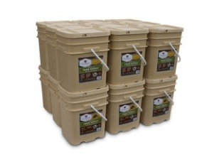Guardian Wise 6 Months Supply (2 Servings/Day) Food Storage Plus 2 Free 56 Serving Buckets