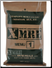 MRE (Meals Ready to Eat)