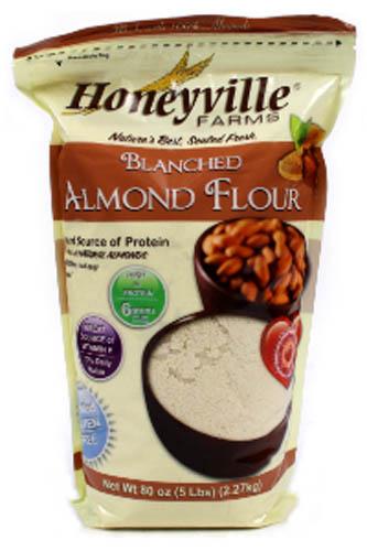 Honeyville Blanched Almond Flour 5 lb - Gluten Free