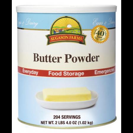 augason farms butter powder 10 can. Black Bedroom Furniture Sets. Home Design Ideas