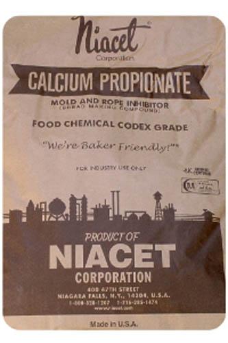 propionates in food