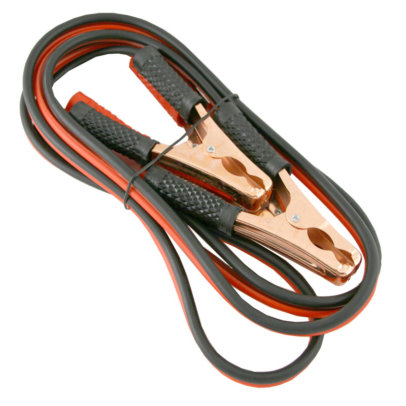 Safety Jumper Cables : Jumper cables