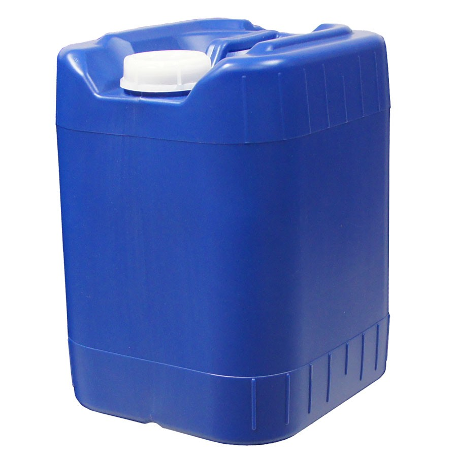 Gallon water container stackable